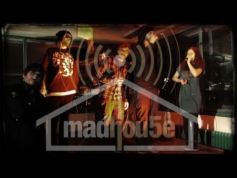 madhou5e - DJ Hooray & Tod Ernst feat. Penélope, Kravali & Skizzo