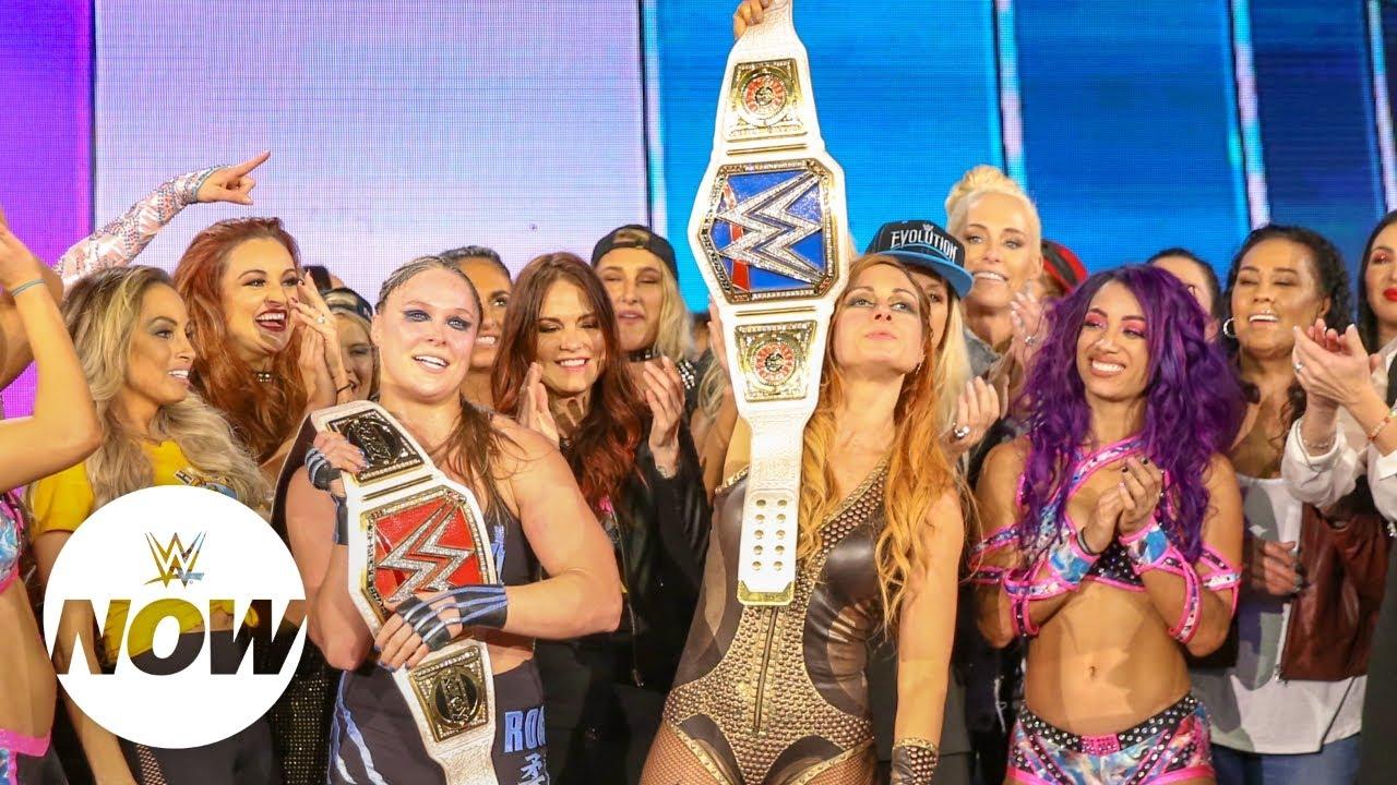 Evolution: Rumor Killer On WWE Bringing Back The All-Women PPV 2
