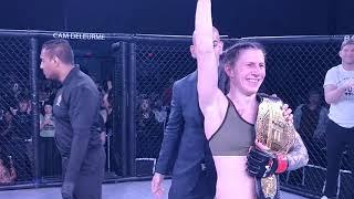 BFL65 - Jamey-Lyn Horth Wessels Def. Jade Masson-Wong Via TKO (Strikes)