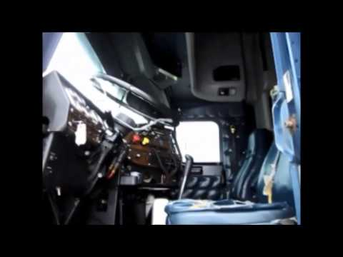 1996 Freightliner FLD120  YouTube
