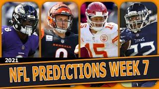 NFL Predictions Week 7 screenshot 5