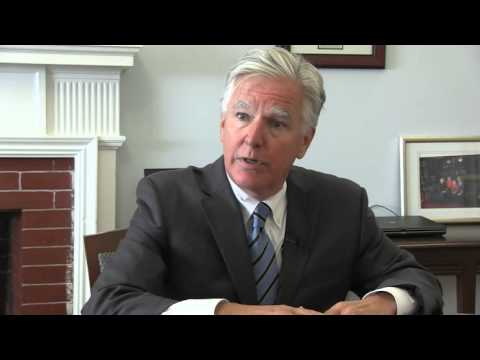 Marty Meehan Interview Part 2 - Transformation of UMass Lowell