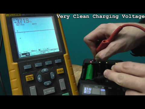 Review and Technical validation of the VP4 Li-ion battery charger manufactured by XTAR
