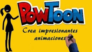 TUTORIAL DE POWTOON 2016 -PARTE1 thumbnail