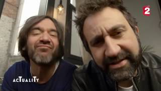 Mathieu Madénian et Thomas VDB & Mylène Demongeot, Jean Piat