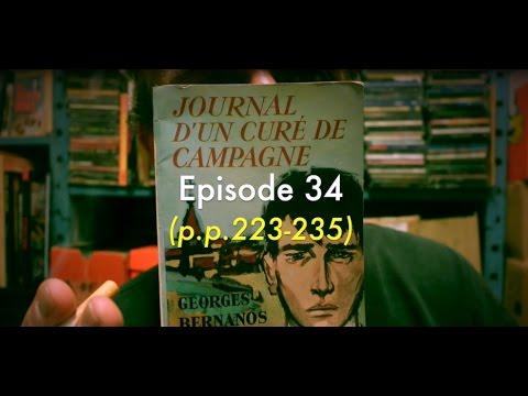 Journal d'un curé de campagne (#34) Georges Bernanos (lecture Grégory Protche)