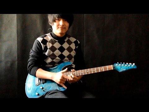 Jerry C - Canon Rock (Electric Guitar) - by Vichede
