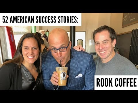Building A Cult Following For Your Business | 52 American Success Stories ft. Rook Coffee