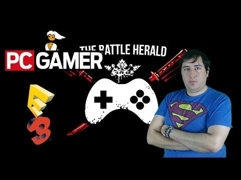 E3 PC Gamer Conference - My impressions