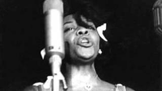 Dinah Washington - I wanna be loved