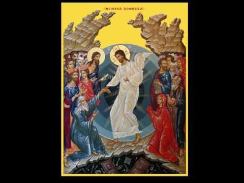 Cantari religioase- 2. Acatistul Domnului nostru Iisus Hristos- Muzica religioasa