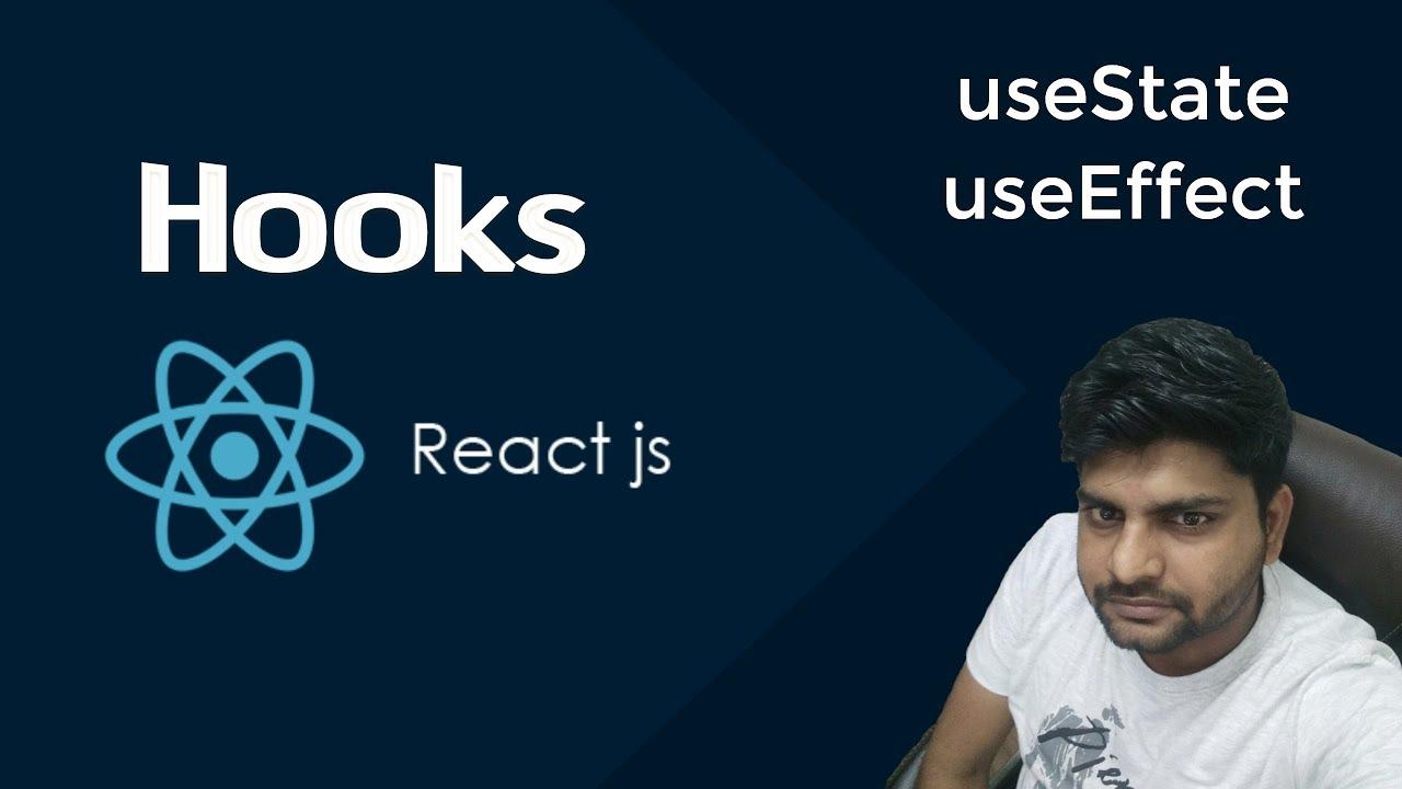 ReactJS Tutorials in Hindi: Hooks & useState in ReactJS Part-22