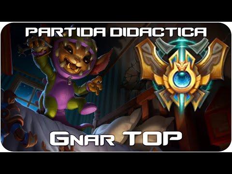 GNAR TOP - Partida Didáctica - LA CLAVE VS FULL AD