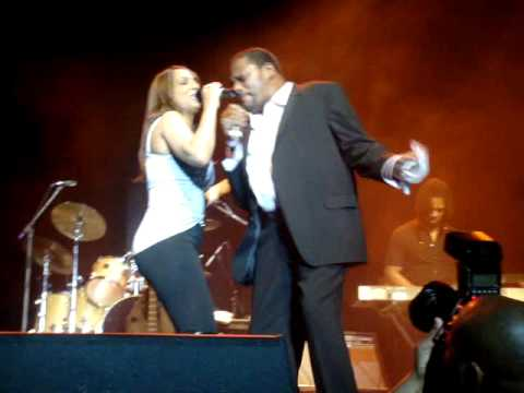 Alexander O'Neal and Cherrelle - Never Knew Love Like This