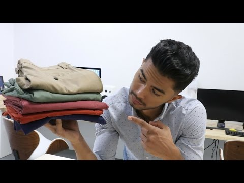 The Best Fitting Chinos