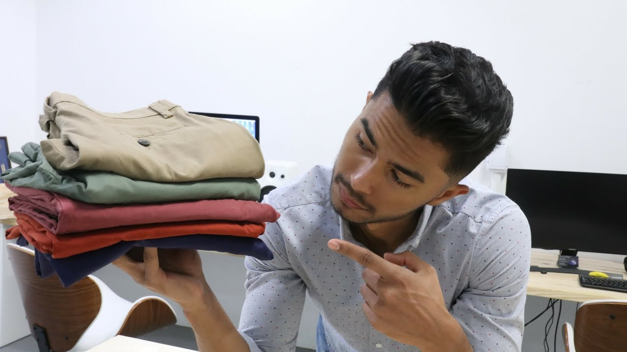 The Best Fitting Chinos Youtube