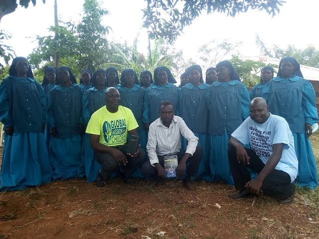 GMFC-WFF SIAYA SEGA KENYA RECEIVES A HUGE BLESSING OF MODEST CHRISTIAN DRESSES & HEADCOVERING