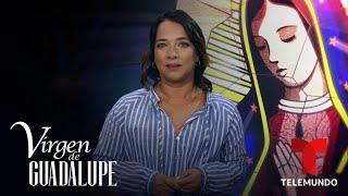 Así tocó la Virgen de Guadalupe el corazón del talento de Telemundo | Telemundo