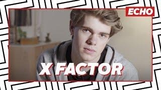 X Factor: Rasmus Hunt synger om sorg