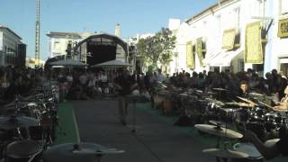III DRUM CIRCLE   ARRAIOLOS 2012   03 WHOLE LOTTA LOVE