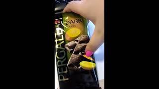видео Шоколад Pergale (Пергале)