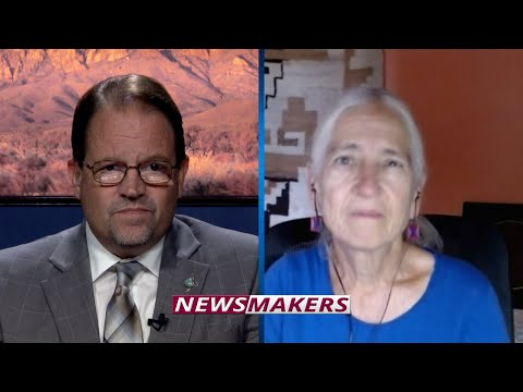 """Newsmakers 1317 - Sharman Apt Russell: Author, """"Within Our Grasp"""""""