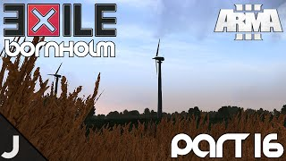 ArmA 3: Exile - Part 16 - Welcome to Bornholm!