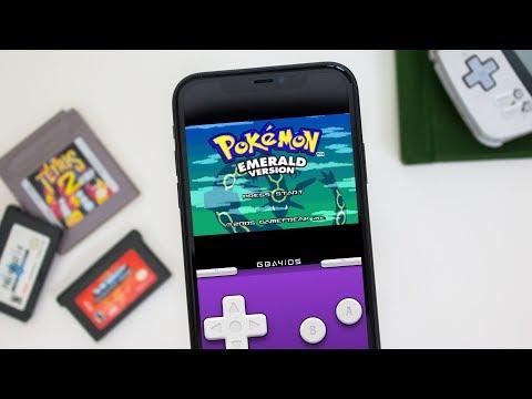 Play GBA Games On Your IPhone, IPad Or IPod! *GBA4iOS IOS 13*
