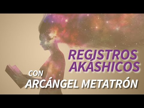 Meditación guiada para abrir registros akáshicos con el arcángel Metatrón