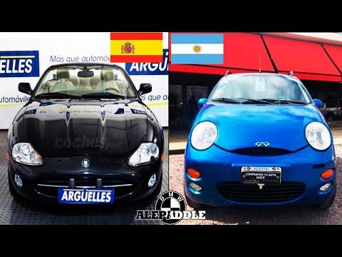Download Precios Autos ESPAÑA VS ARGENTINA ¡Este video te lleva a EZEIZA! #Alepaddle