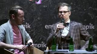 Apostrof LIVE - Spotkanie z Jackiem Dehnelem