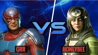 SCIENCE VS MAGIC! Grr (Atom) vs HoneyBee (Enchantress)