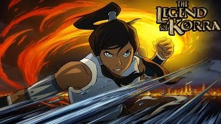 The Legend of Korra All Cutscenes / The Movie / Game Movie HD