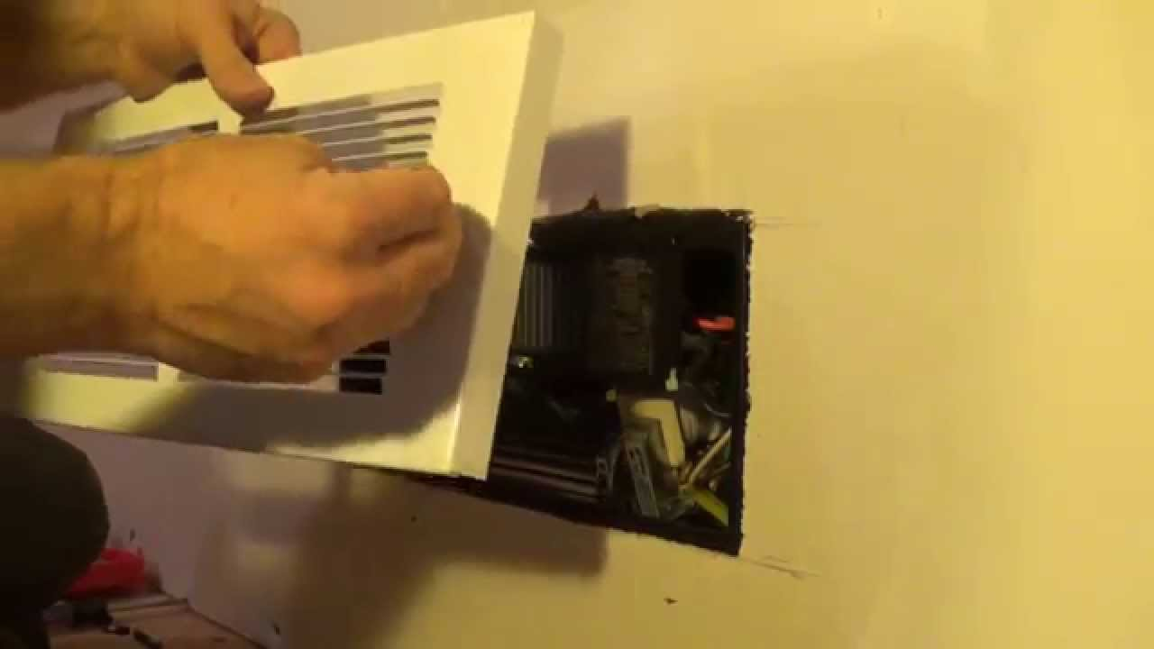 How To Install A Cadet Heater Youtube 240 Volt Wiring Diagram