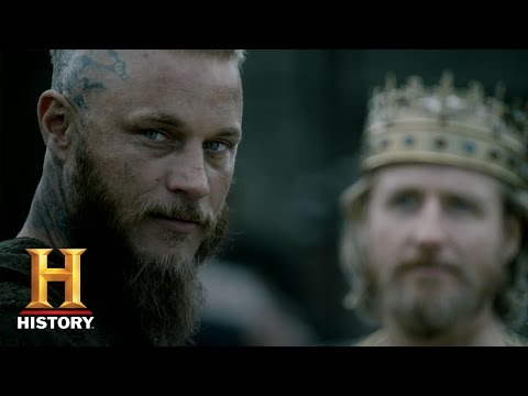 Vikings: The Real Vikings - Who Was Ragnar Lothbrok? | History