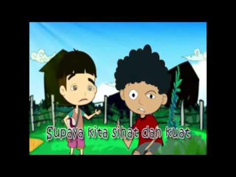 Lagu Jagalah Kebersihan Diri On Zigzagtv Youtube