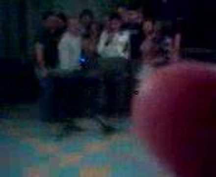 Trombone e il karaoke!
