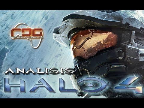 Halo 4: Análisis en vídeo.