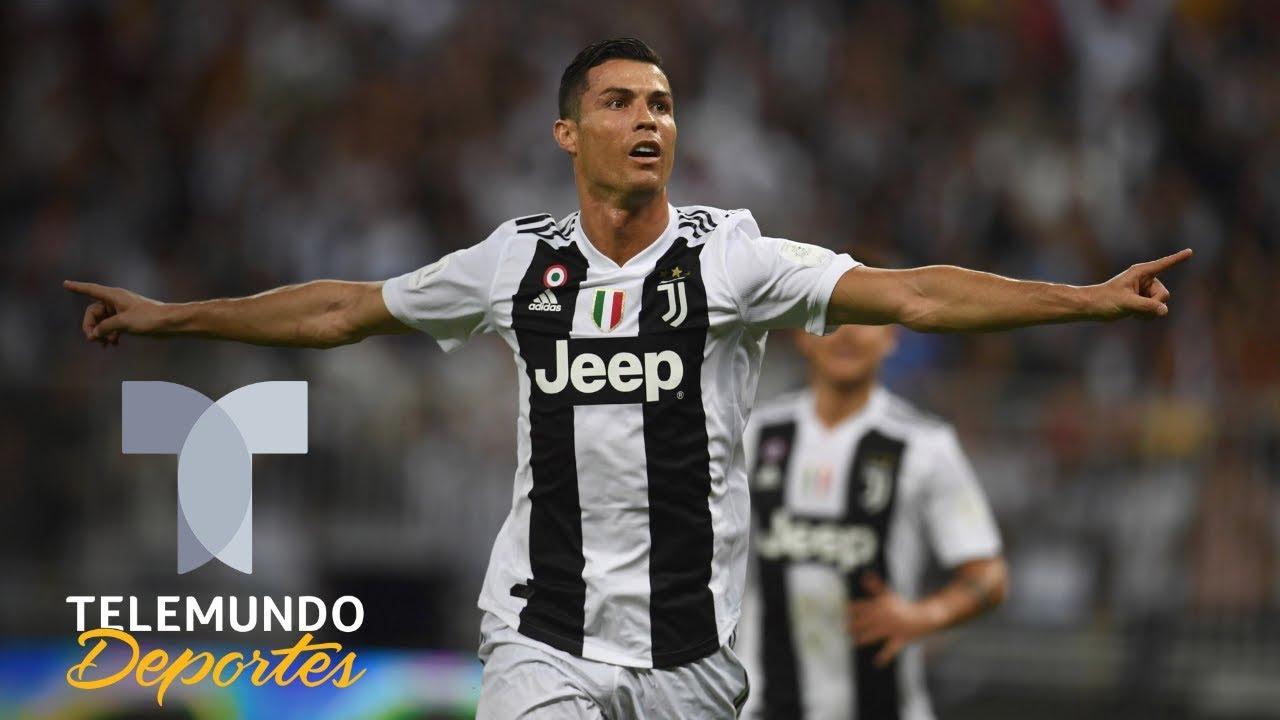 Así celebró Cristiano Ronaldo su cumpleaños en Juventus  738694188e3dd
