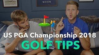 Golf - US PGA Championship 2018 Tips and Predictions