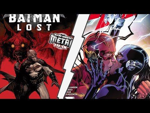 Batman Learns Secret History Evil Meena Dhawan Batman Lost 1  And Flash 34  DC REBIRTH