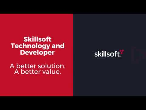 Skillsoft Technology & Developer: A Better Solution, A Better Value
