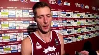 """Berzinis: """"Lietuviai atitrūko, kai pradėjome dvigubinti gynybą prieš Joną"""""""