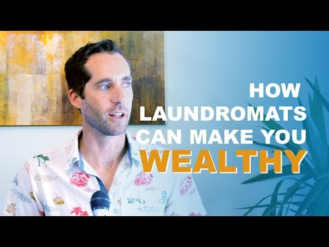 How Laundromats Can Make You Wealthy