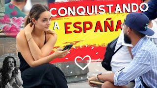 Conquistando a España 🇪🇸