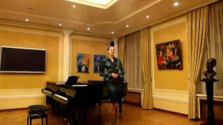 Марина Цветаева - Кто создан из камня