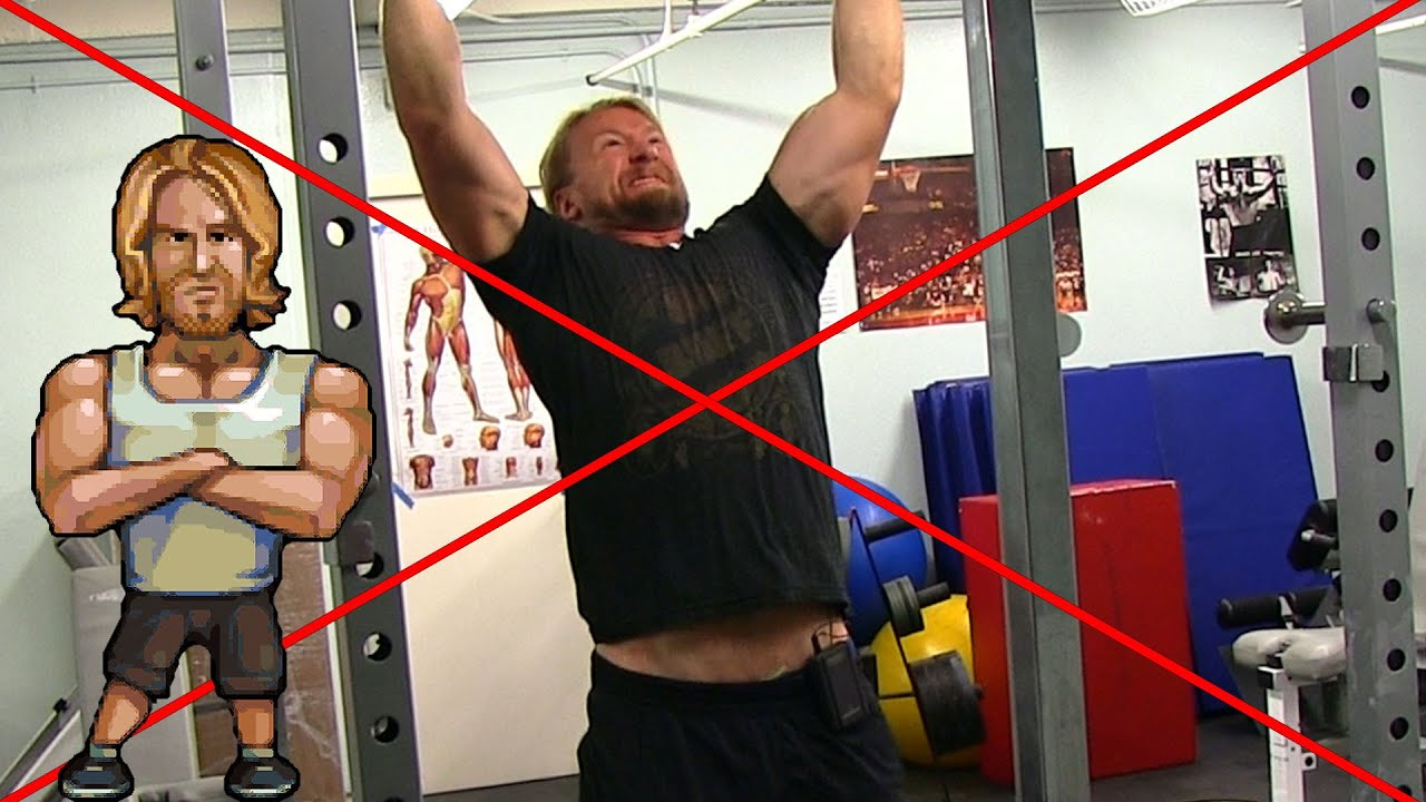 5 Common Pull-Ups Mistakes to Avoid! - YouTube