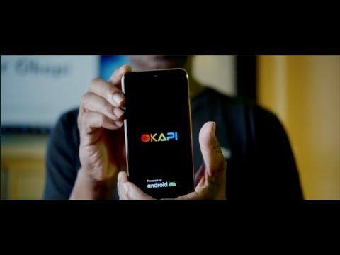L'ENTREPRENEURIAT MADE IN CONGO    OKAPI SMART PHONE