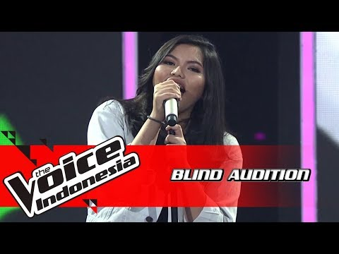 Keisha - Wild World   Blind Auditions   The Voice Indonesia GTV 2018