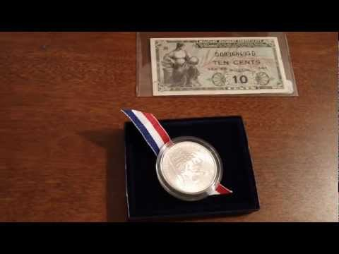 US Mint's Latest Commemorative Craze - 2012 Star Spangled Banner Silver Dollar Coin